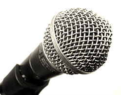 Microphone free