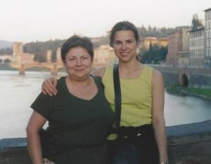 Mom and me - Florence